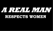 "thumbnail of ""A Real Man Respects Women"" t-shirt"