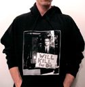 Will Kill for Oil Hooded Sweatshirts